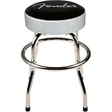 Fender Silver Sparkle Barstool - 30 in