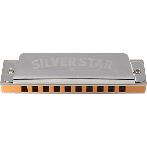 Silver Creek Silver Star Harmonica E