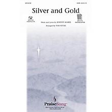 Hal Leonard Silver and Gold CHOIRTRAX CD Arranged by Tom Fettke