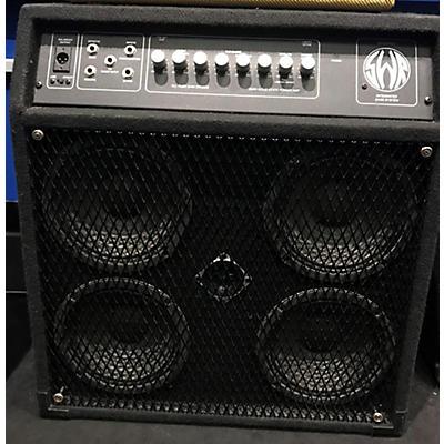 SWR Silverado Bass Combo Amp