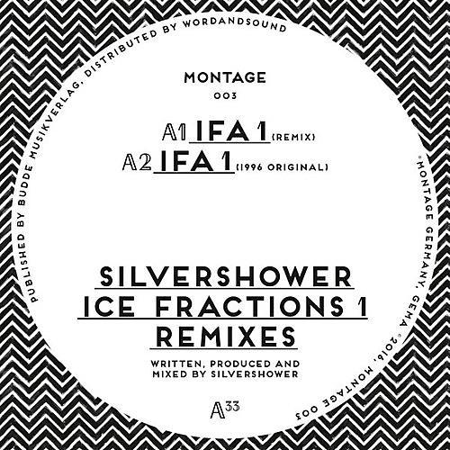 Alliance Silvershower - Ice Fractions 1 Remixes