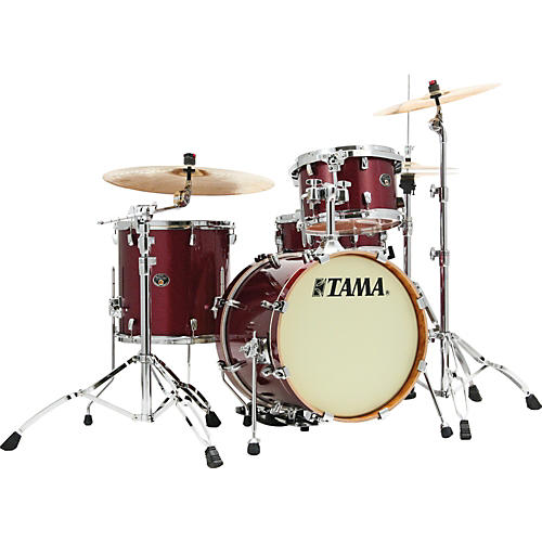 TAMA Silverstar 4-Piece Jazz Shell Pack