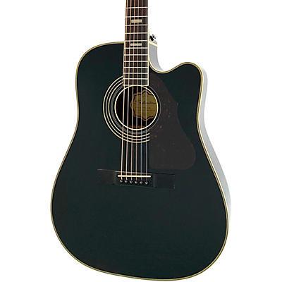 Silvertone Silvertone Dreadnaught Acoustic Electric Guitar