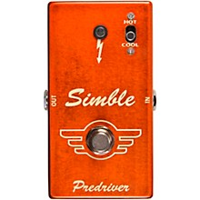 Mad Professor Simble Predriver Preamp Booster Compressor Effects Pedal