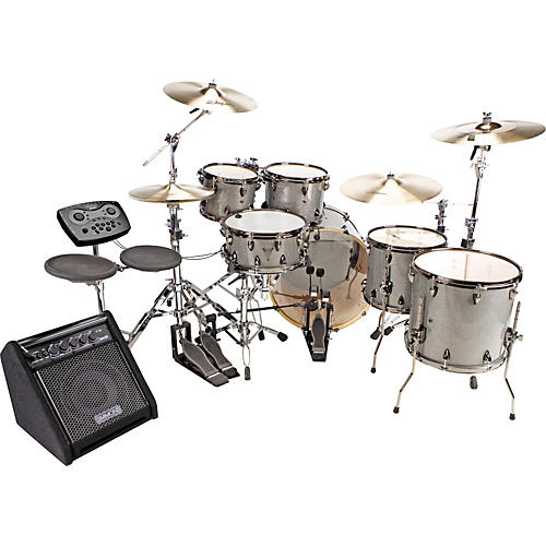 Simmons Simmons Electronic Hybrid Kit with Monitor