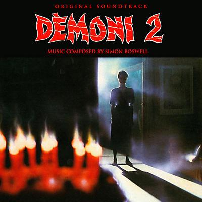 Simon Boswell - Demons 2 Original Soundtrack