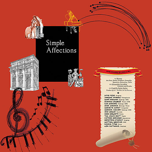 Alliance Simple Affections - Simple Affections