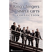 Hal Leonard Simple Gifts (Simple Gifts) SATB DV A Cappella by The King's Singers arranged by Philip Lawson