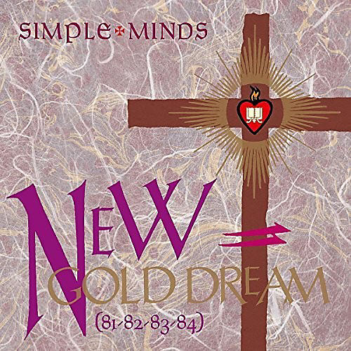 Alliance Simple Minds - New Gold Dream (81/82/83/84)