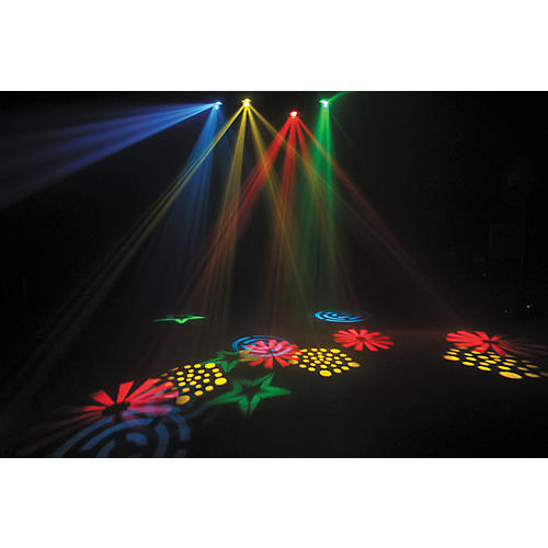 American DJ Simple Scan System Intelligent Light System