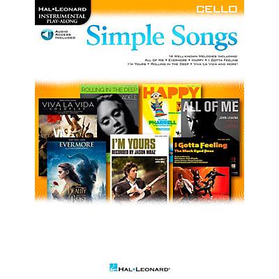 Hal Leonard Simple Songs (Cello) Cello