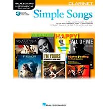 Hal Leonard Simple Songs (Clarinet) Clarinet