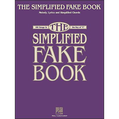 Hal Leonard Simplified Fake Book - 100 Songs In The Key Of C