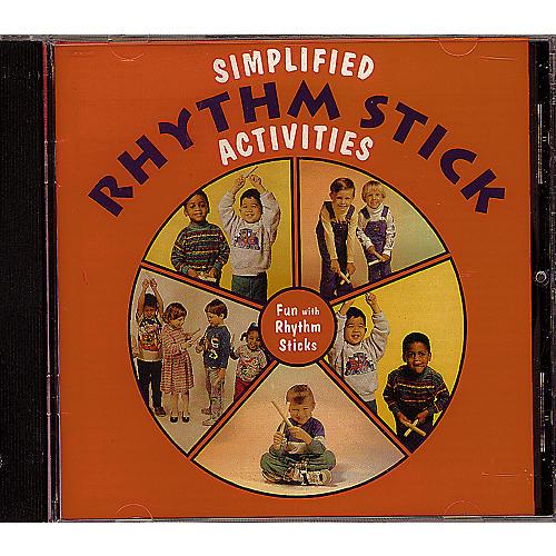 Kimbo Simplified Rhythm Stick Activities