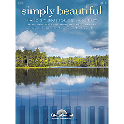 Shawnee Press Simply Beautiful PIANO SOLO