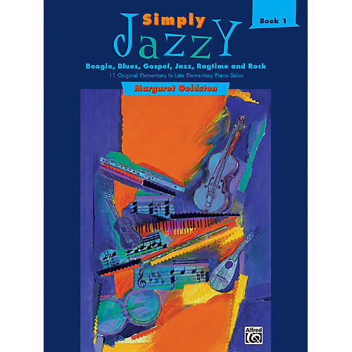 Alfred Simply Jazzy Book 1 Book 1