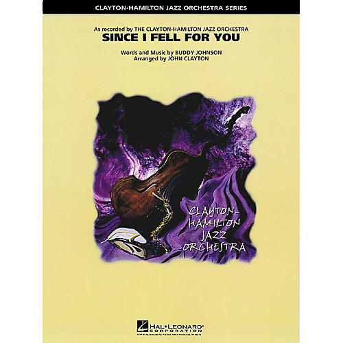 Hal Leonard Since I Fell for You Jazz Band Level 5 Arranged by John Clayton