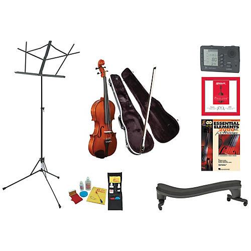 Knilling Sinfonia Beginner Student 3/4 Violin Bundle
