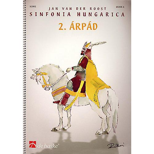 De Haske Music Sinfonia Hungarica Arpad Sc   Gr 6 Concert Band