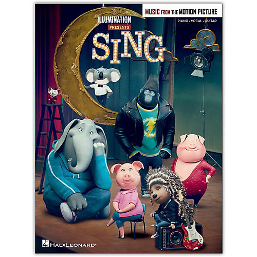 Hal Leonard Sing - Piano/Vocal/Guitar Songbook