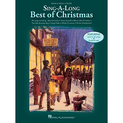 Hal Leonard Sing-A-Long: Best Of Christmas