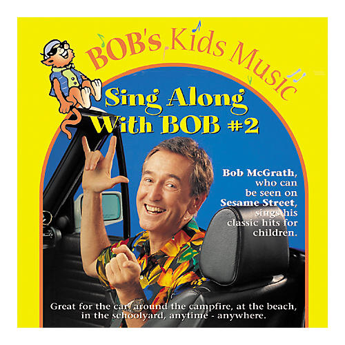 Bob McGrath Sing Along with Bob #2 CD