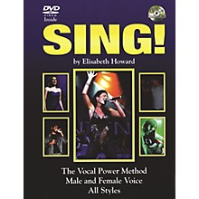 Alfred Sing! Book and 4 CDs and DVD - By Elisabeth Howard