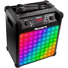 Open BoxNumark Sing Master Karaoke System