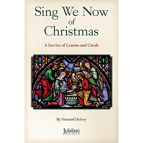 JUBILATE Sing We Now of Christmas Orchestration CD-ROM