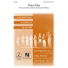 Contemporary A Cappella Publishing Sing a Song TTBB A Cappella by Earth, Wind & Fire arranged by Deke Sharon