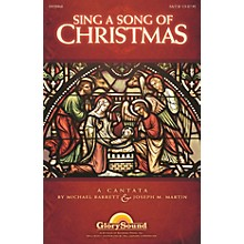 Shawnee Press Sing a Song of Christmas REHEARSAL TX Composed by Michael Barrett
