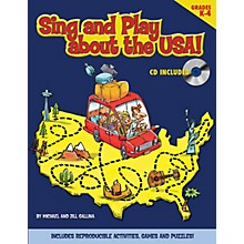 Shawnee Press Sing and Play About the USA! REPRO PAK