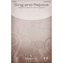 PraiseSong Sing and Rejoice ORCHESTRA ACCOMPANIMENT Composed by Gary Hallquist