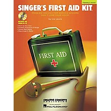 Hal Leonard Singer's First Aid Kit - Female Voice Book/CD