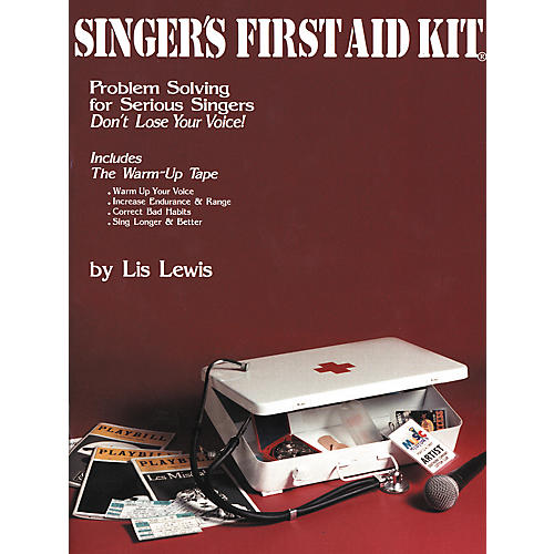 Hal Leonard Singer's First Aid Kit Female Book/Cassette