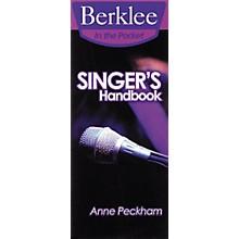 Berklee Press Singer's Handbook - 1 Hour Vocal Workout Book