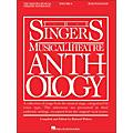 Hal Leonard Singer's Musical Theatre Anthology Baritone / Bass Volume 4 thumbnail
