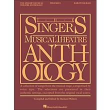 Hal Leonard Singer's Musical Theatre Anthology for Baritone / Bass Volume 5