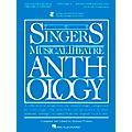 Hal Leonard Singer's Musical Theatre Anthology for Mezzo-Soprano / Belter Volume 4 Book/2CD's thumbnail