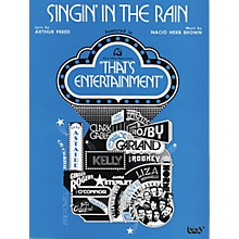 Alfred Singin' in the Rain Piano/Vocal/Chords