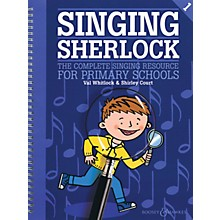 Boosey and Hawkes Singing Sherlock - Book 1 Book and CD pak Composed by Val Whitlock