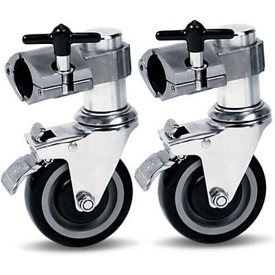 DW Single Brake Rack Casters (Pair)