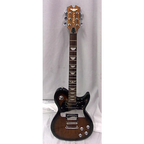 Keith Urban Single Cutaway Solid Body Electric Guitar Tobacco Burst