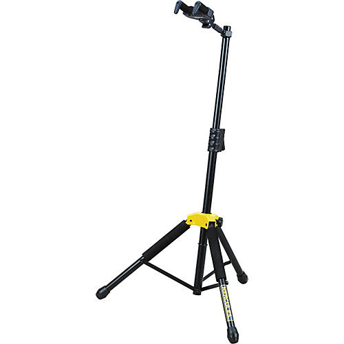Hercules Stands Single Guitar Stand with Folding Yoke