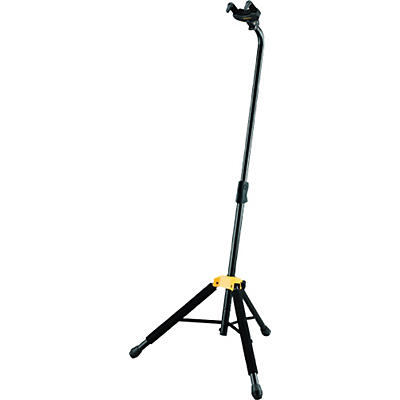 Hercules Single Guitar Stand with SFF on Legs