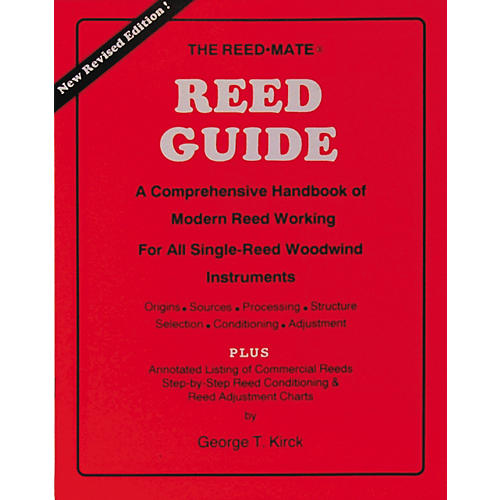 Reed Mate Single Reed Guide