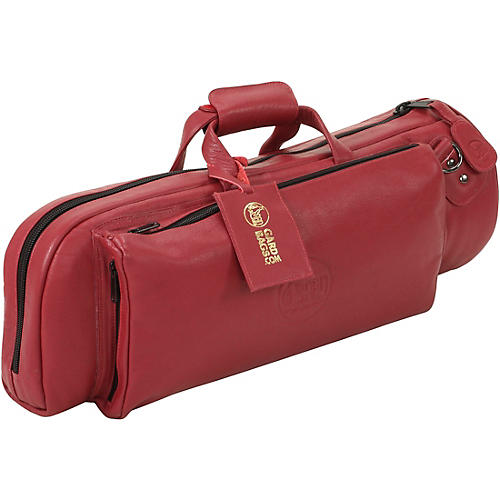 Gard Single Trumpet Gig Bag Burgundy Leather
