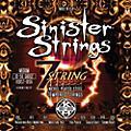 Kerly Music Sinister Strings Nickel Wound Electric Guitar Strings - 7-String Medium thumbnail