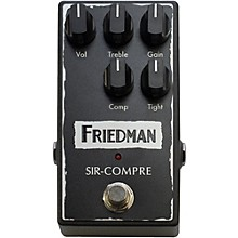 Friedman Sir-Compre Compressor Effect Pedal with Built-In Overdrive