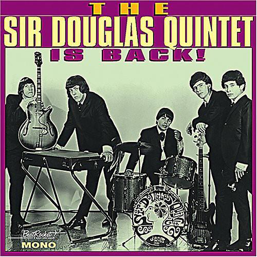 Alliance Sir Douglas Quintet - Is Back!